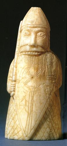 Uig Berserker © British Museum