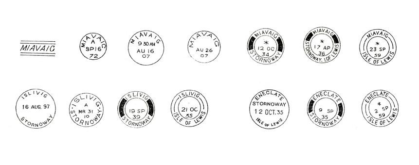 Postmarks