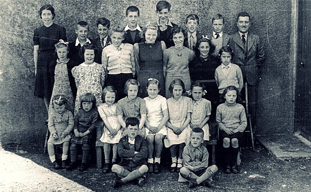 Lochcroistean School, 1946-7