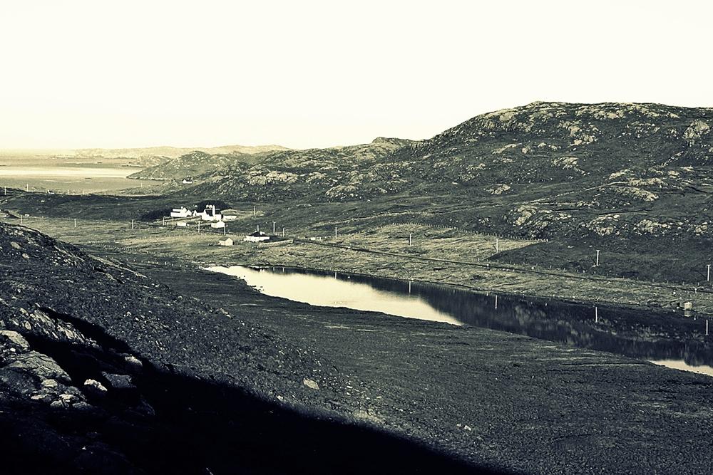 Lochcroistean from Ollashal