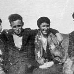 Calum Mackay and friends