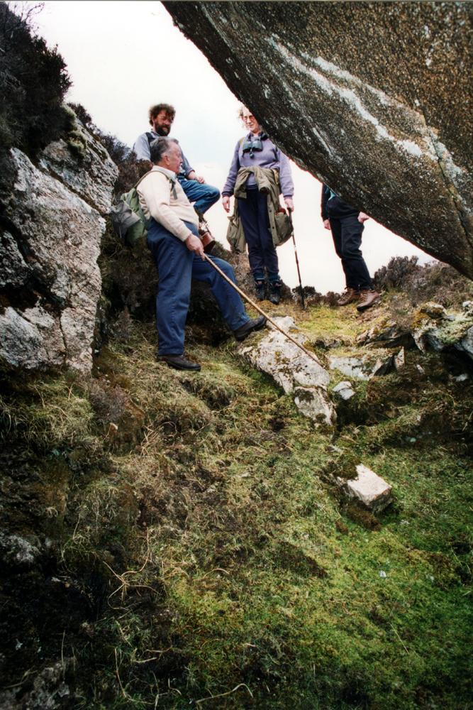 Mac an t-Sronaich's Cave