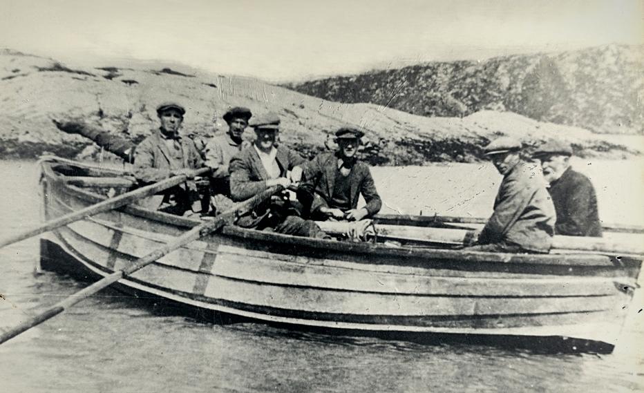 The Cnip Boat