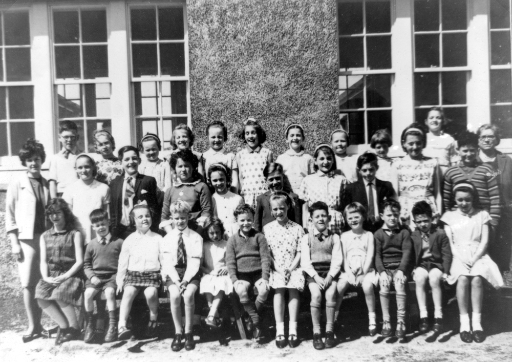 Crowlista School, c1966