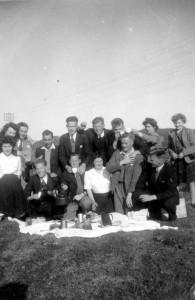 Tea Stop, 1950s