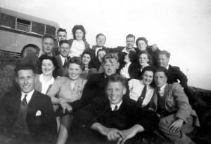 Excursion, 1950s