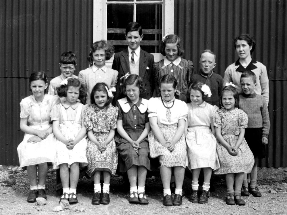 Mangersta School 1953