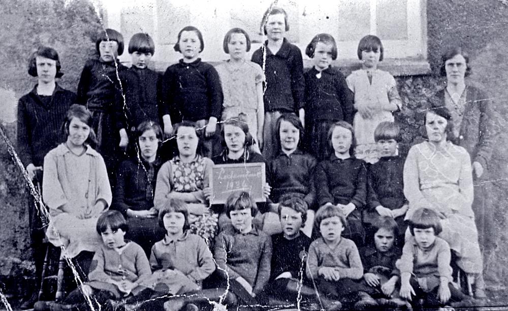 Lochcroistean School 1934