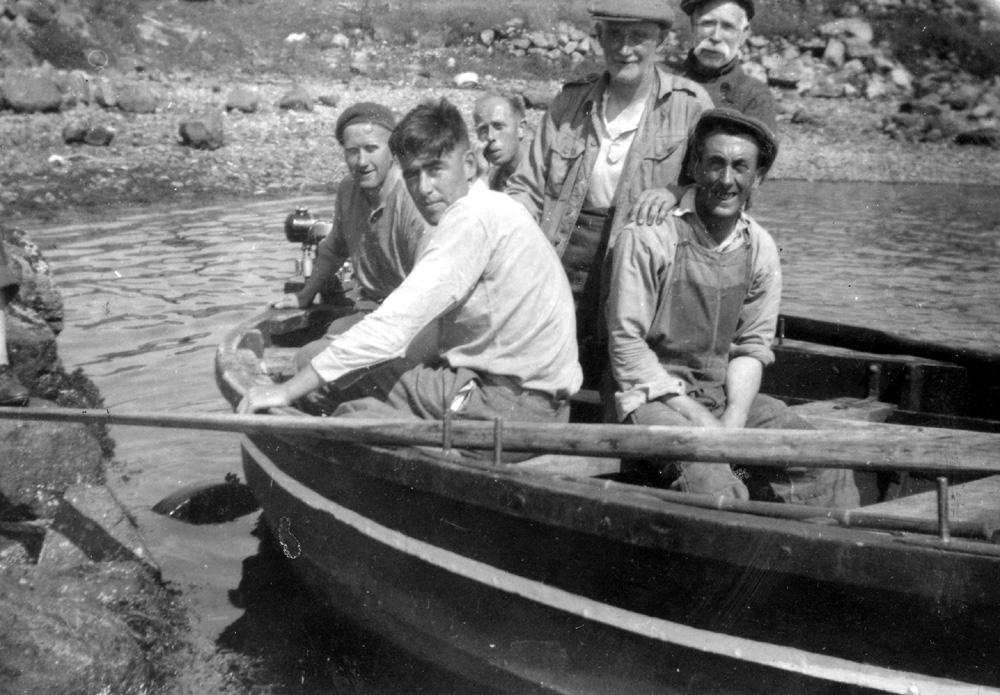 The Crowlista Boat
