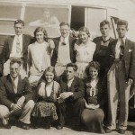 Summer Outing, pre-war