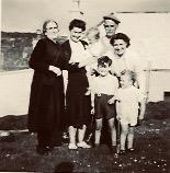 Mary Buchanan, Dolina Buchanan, Anna Mary, Donald William, Murdanie Buchanan and Chirsty Morrison Millar,16 Breanish and Edinburgh