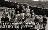 Lochcroistean School 1958