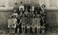 Valtos School 1948 Juniors