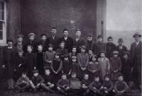 Valtos School 1928