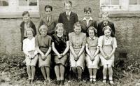Valtos School Seniors 1948