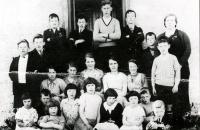 Mangersta School 1936