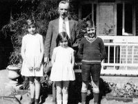Donald Mackenzie and Children