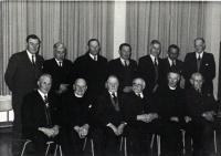 Rev MacFarlane and the Kirk Session