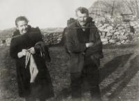 Domhnall Donn and Hannah